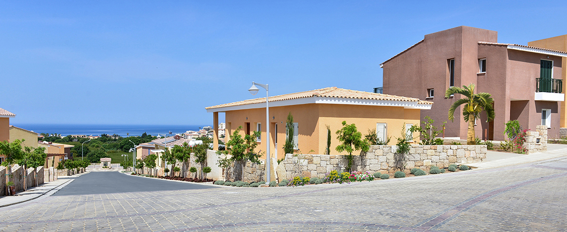Detached house 99 m² in Cyprus