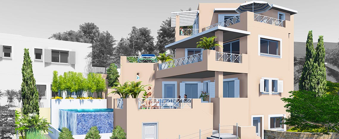 3 Bedroom Villa  at Chloraka