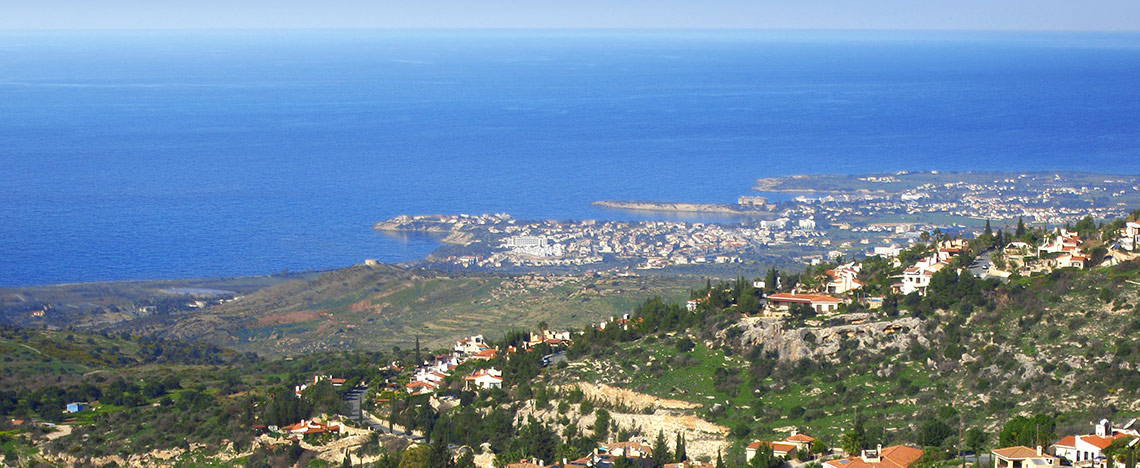 Plot for Sale Paphos  at Kamares