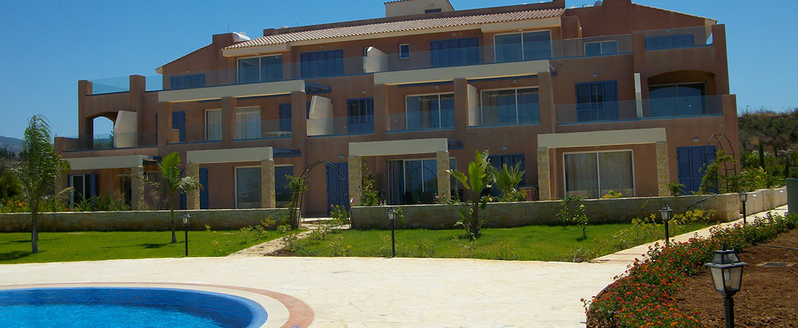 2 Bedroom - Apartment - Paphos - For Sale