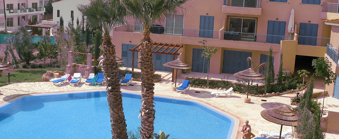 1 Bedroom - Apartment - Paphos - For Sale