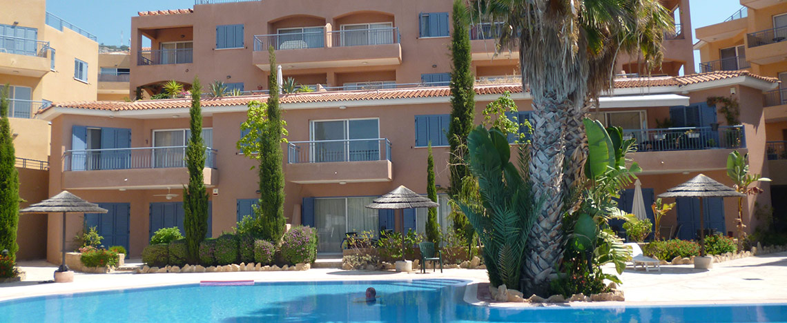 2 bedroom Apartment  at Peyia