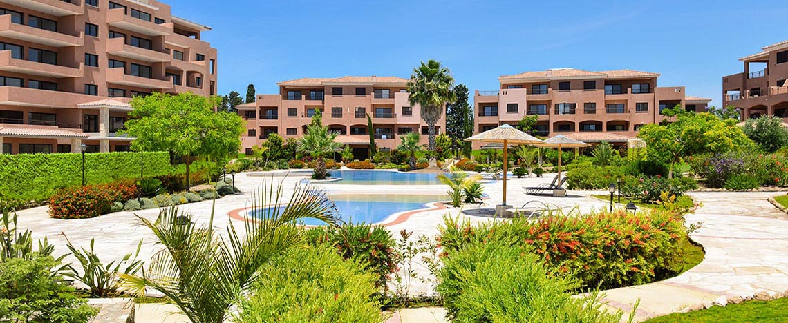 2 bedrooms apartment  at Kato Paphos