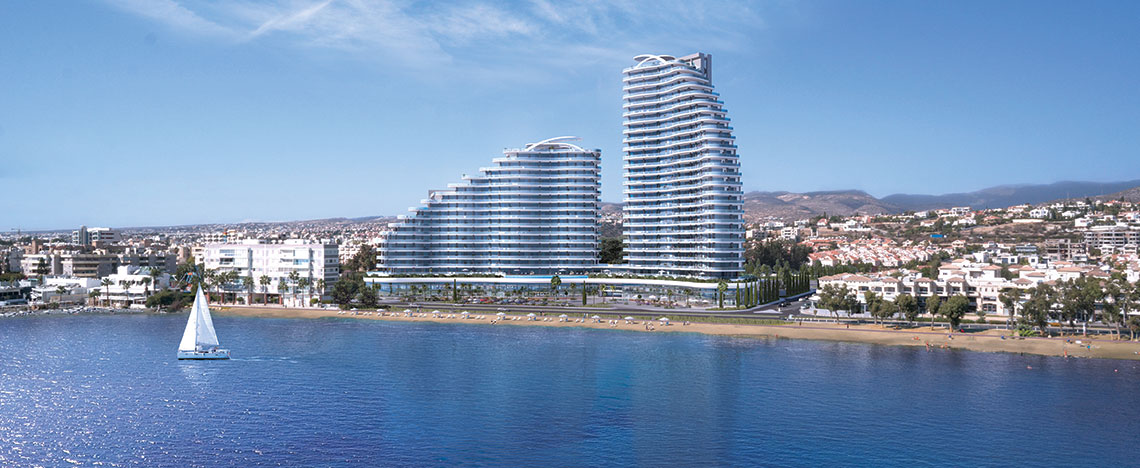 3.5 Bedroom Apartment  at Limassol