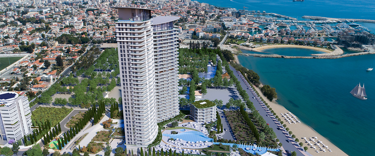 Blu Marine  at Limassol
