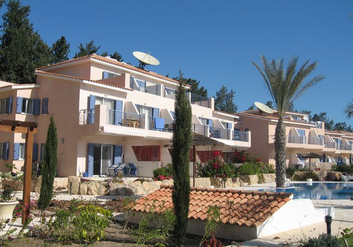 2 bedroom Apartment   at Kato Paphos