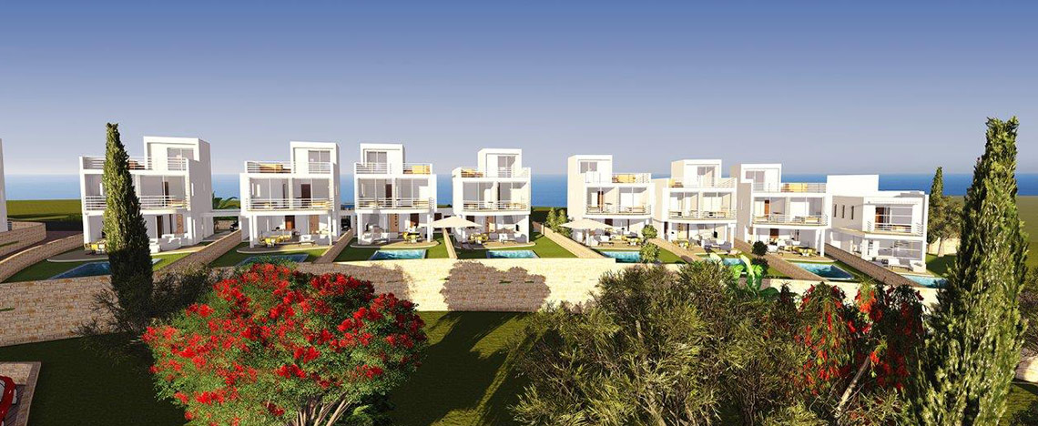 Willa 365 m² w Pafos