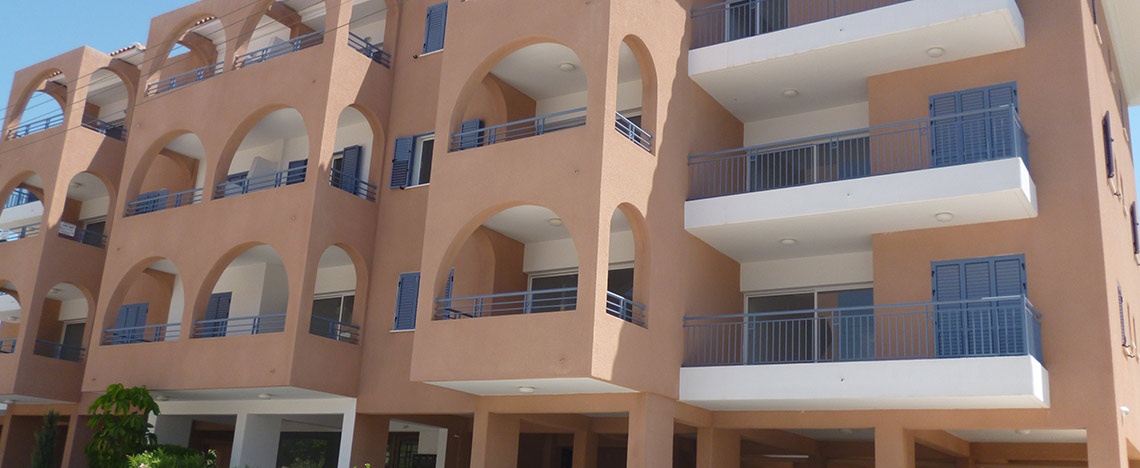 1 bedroom Apartment  at Paphos