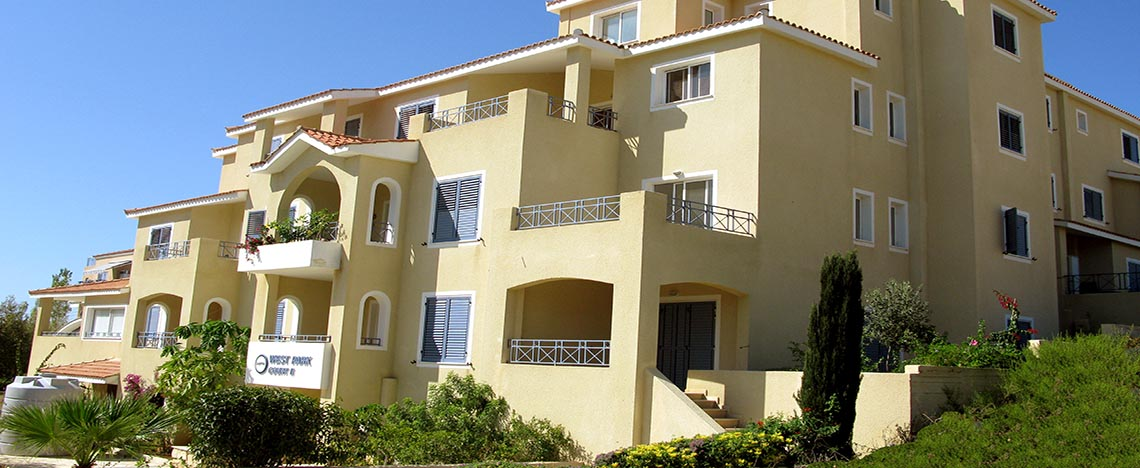 2 bedroom Apartment  at Paphos