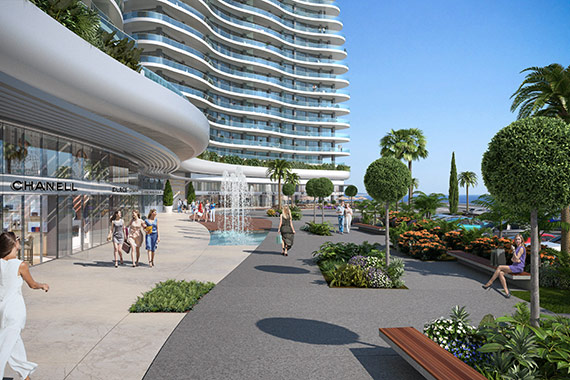 Commercial property in Cyprus