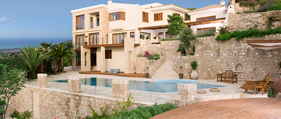 Luxury Properties in Cyprus